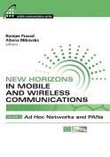 New Horizons in Mobile and Wireless Communications