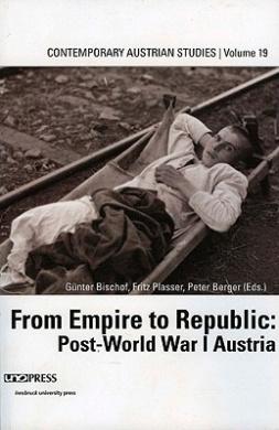 From Empire to Republic: Post-World-War-I Austria
