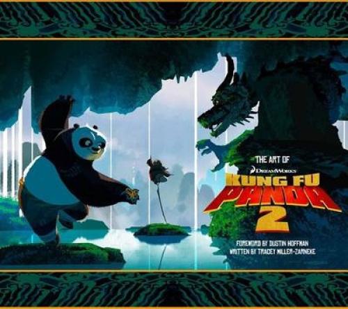 The Art of Kung Fu Panda 2 by Tracey Miller-Zarneke.