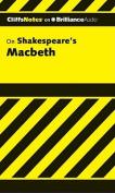 Macbeth (Cliffs Notes (Audio)) [Audio]