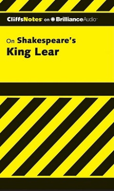 On Shakespeare's King Lear (Cliffs Notes (Audio))