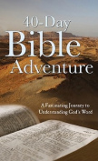 40-Day Bible Adventure