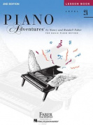 Piano Adventures : Lesson Book - Level 2A