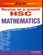 Excel Revise Hsc Maths in a Month