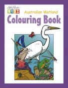 Australian Wetland Colouring Book