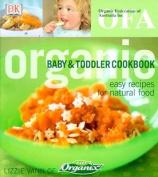 Organic Baby Food Cookbook