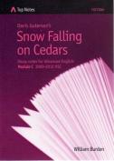 Davis Guterson's Snow Falling on Cedars
