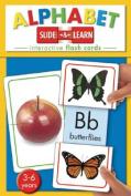 Alphabet Slide & Learn Flash Cards Box [Board Book]