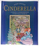 Cinderella (Fairy Tale Glitter Sticker Books) [Board book]