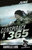 Conspiracy 365: #6 June