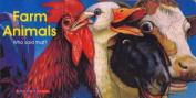 Farm Animals (Layer Books) [Board book]