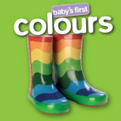 Colours (Baby's First Padded Series) [Board book]
