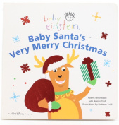 Baby Santa's Very Merry Christmas (Baby Einstein) [Board book]