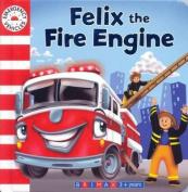 Emergency Vehicles - Finn the Fire Engine [Board book]