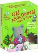 Old MacDonald Had a Farm (Nursery Songs Book & Floor Puzzle) [Board book]