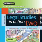 Legal Studies in Action 2 3E Teacher EGuidePLUS (Registration Card)
