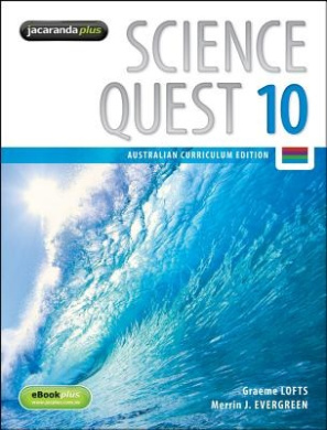 Science Quest 10 Australian Curriculum Edition and EBookPLUS (Science Quest Series)