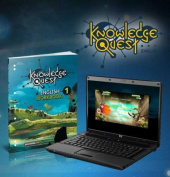Knowledge Quest English 1 Workbook & Game