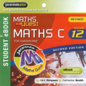 Maths Quest Maths C Year 12 for Queensland 2E Revised eBookPLUS (Registration Card)
