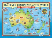 The Seven Continents of the World Lift the Flap Book
