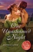 One Unashamed Night