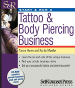Start & Run a Tattoo & Body Piercing Business