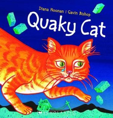 Quaky Cat [Paperback]