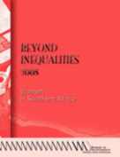 Beyond Inequalities 2008 - Women in Southern Africa