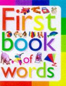 Words (My First Sticker Book) [Board book]