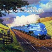 Malcolm Root's Railway Paintings