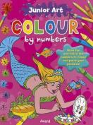 Colour by Numbers - Mermaid