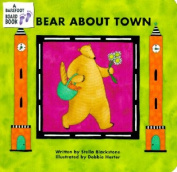 Bear About Town [Board book]