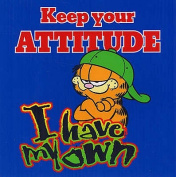 Keep Your Attitude, I Have My Own