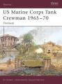 US Marine Corps Tank Crewman 1965-70