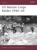 US Marine Corps Raider 1942-1943