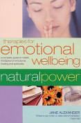 Therapies for Emotional Wellbeing
