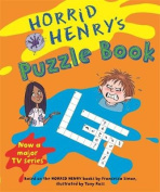 Horrid Henry's Puzzle Book