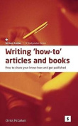 Writing How-to Articles and Books