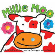 Millie Moo Touch and Feel [Board book]