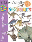 Sticker Activity Fun - Dinosaurs
