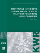 Quantitative Methods to Assess Capacity of Water Treatment to Eliminate Micro-Organisms