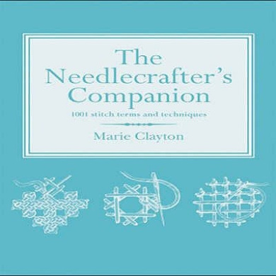 Needlecrafter's Companion: 1001 Stitch Terms and Techniques