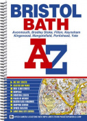 Bristol and Bath Street Atlas