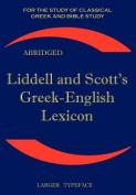 Liddell and Scott's Greek-English Lexicon [GRC]