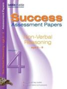 Assessment Papers - Non-Verbal Reasoning Assessment Papers 8-9