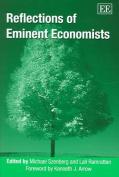 Reflections of Eminent Economists