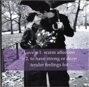 Lovelines: Words of Love