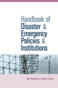 The Handbook of Disaster and Emergency Policies and Institutions