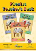 Jolly Phonics Teacher's Book (colour edition)