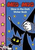 Meg and Mog Glow-in-the-Dark Sticker Book